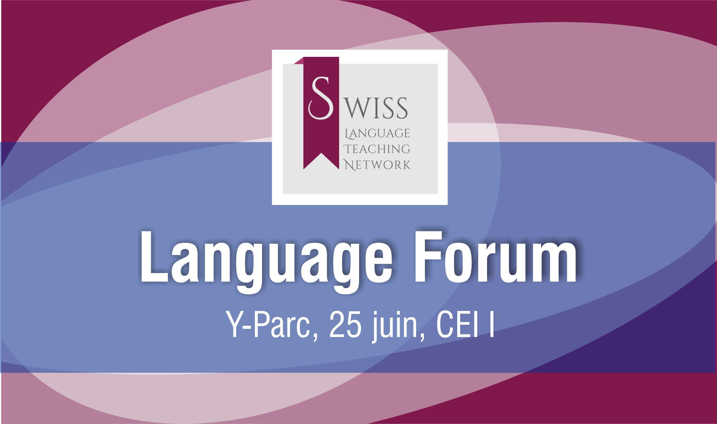 Language Forum Y-Parc